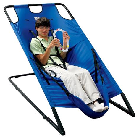 "FlagHouse Bouncer Lounger,66"" L x 36"" W x 50"" H,Each,41122"