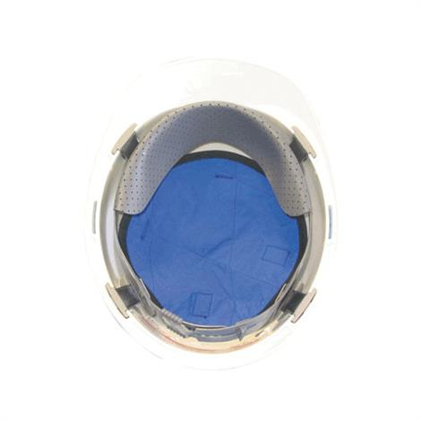 TechNiche Coolpax Phase Change Cooling Crown Cooler,Blue,Each,6622
