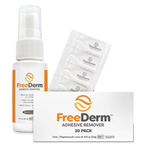 Bioderm FreeDerm Adhesive Remover,1 oz Spray Bottle,Each,52200