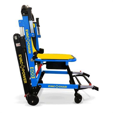 """Evac Chair Power 800 Evacuation Chair,45"""" X 19.5"""" X 10.6"""",Each,800"""