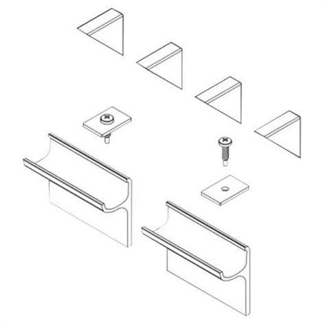 Ez-Access Ramp Hanger,Ramp Hanger,Pair,PRHP