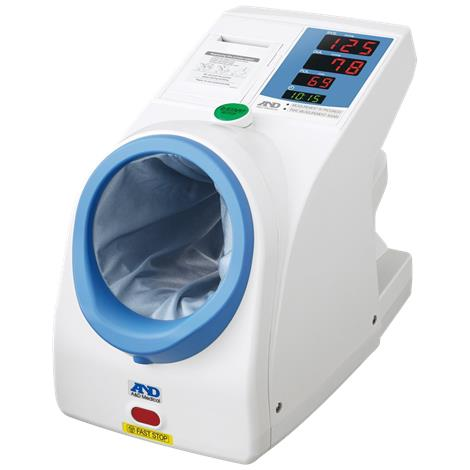 A&D Medical Professional Multi User Pressure Monitor With Printer,22.8 X 13.3 X 18.1,Each,TM-2657P