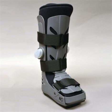 Image of Sammons Preston Tall and Low Top Air Walkers,Low Top Ankle Walker-Medium,Each,81683739