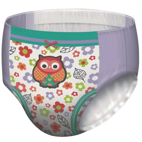 Goodnites NightTime Underwear For Girls,Large/X-Large,11/Pack,41316