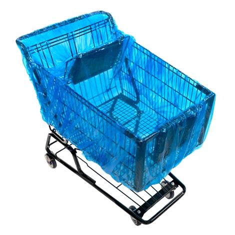 EWheels Recyclable Shopping Cart Liners,Cart Liner,10/Case,EW-Cart Liner
