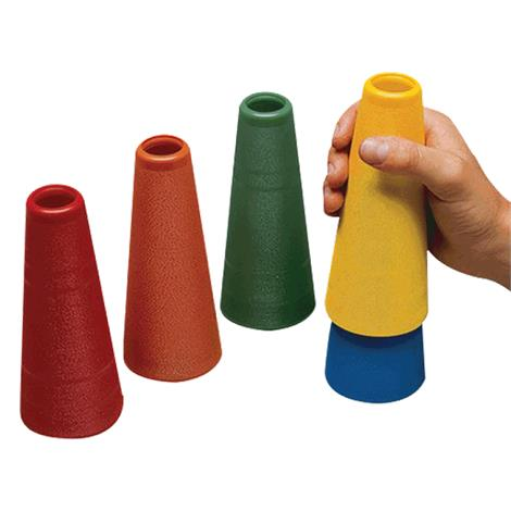 Impact Resistant Economy Stacking Cones,Stacking Cones,30/Pack,NC29119