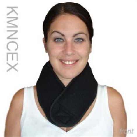 Polar Neck And Upper Spine Wrap with Kool Max Cooling Packs,Black,Each,KMNCEX-BLK