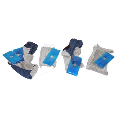 Skil-Care Arctic Thermal Sleeves,Ankle,Each,913100