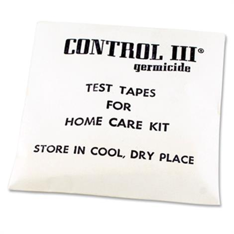 Maril Control III Test Strips,Test Strips,15/Pack,C3TS1501