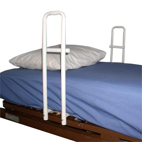 MTS Transfer Handle for Hospital Style Beds,Double Side-Pan Style,Pair,8025H