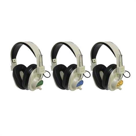 Califone CLS7XX Series Wireless Headphones,Blue,Each,CLS725