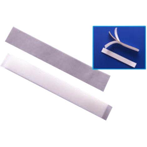 Rusch Adhesive Leg Bag Foam Straps,6 X 1,White,500/Pack,A807