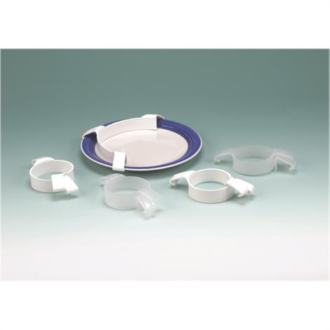 Fabrication Food Bumpers,Translucent,Each,62-0170