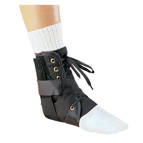 Hely & Weber Webly Black Ankle Orthosis,Large,Each,304L