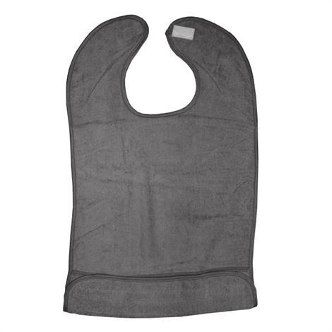 Terrycloth Bibs,Standard,10/Pack,#847102001340