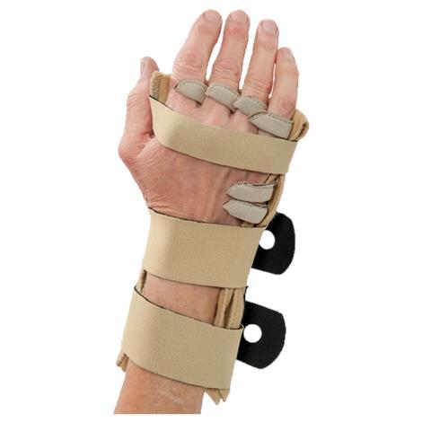 3pp Comforter Hand Splint With Neoprene Straps,Large,Left,Each,NC79028-5