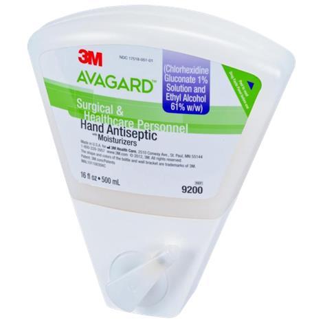 3M Avagard Hand Prep With Moisturizers,16Fl Oz Dispenser Bottle,8/Case,9200