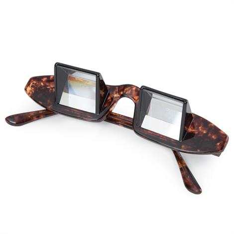 Deluxe Non-Magnifying Prism Glasses,Deluxe Prism Glasses,Each,NC28841