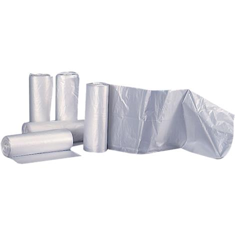Colonial High Density Liners on Coreless Rolls,24 x 33,8mic,15gal,1000/Case,HCR33MC