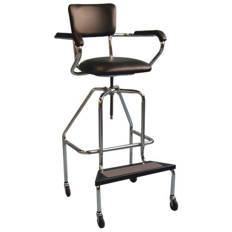 """Brandt Hydrotherapy Chair with Casters,16"""" with Casters,Each,20002"""