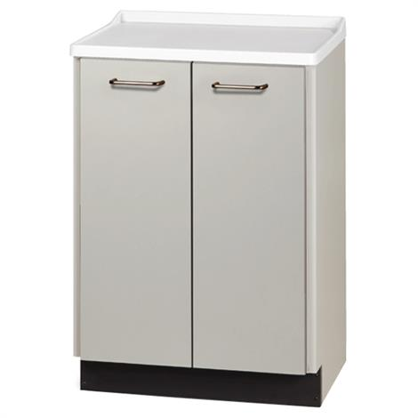 Clinton Molded Top Treatment Cabinet with Two Doors,0,Each,8820-A