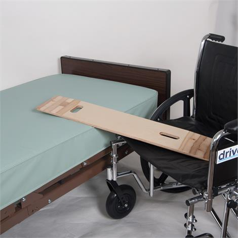 """Drive Bariatric Transfer Board With Cut Out Handles,Size: 35"""" x 8"""",Each,RTL7047"""