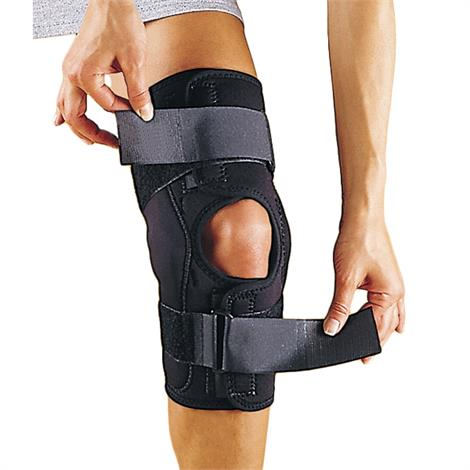 Hely & Weber Noswet Knapp Anterior Closure Hinged Knee Orthosis