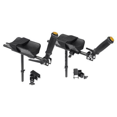Drive Forearm Platforms,With Mounting Brackets,Pair,CE 1035 FP