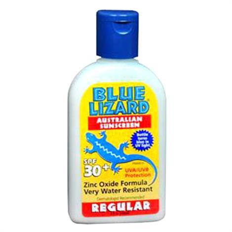 Blue Lizard Australian Regular Sunscreen Lotion With SPF 30+,50z,Bottle,Each,F00010 DELF00010
