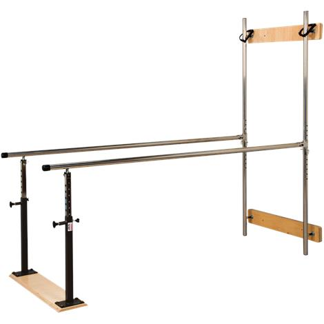 FlagHouse Wall-Mount Parallel Bars,Wall-Mount Parallel Bars,Each,32150