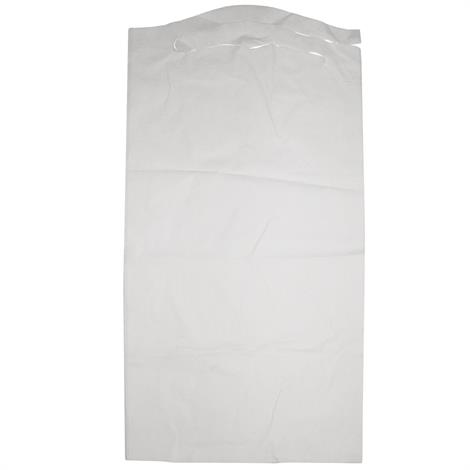 "Disposable Poly-Backed Bibs,16"" x 32"",50/Pack,#847102001289"