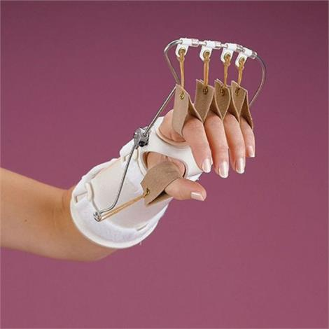 Rolyan High Profile Outrigger Splint,Large,Right,Each,A60118