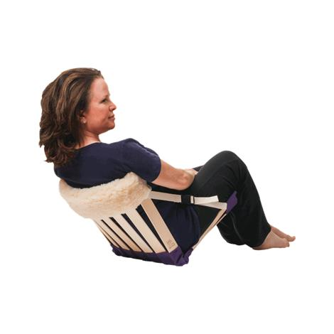 Howda Designz HowdaSeat Medium Adjustable Adult Seat,Black,Each,1150
