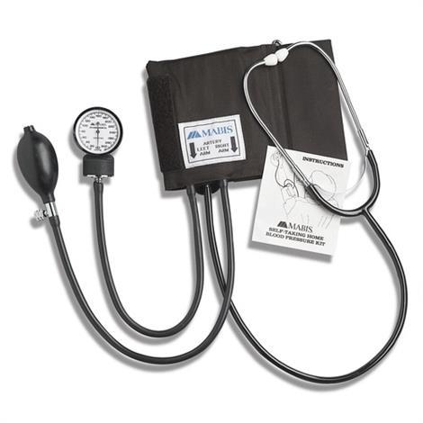 Mabis DMI Economy Self-Taking Home Pressure Kit,Large Adult,Each,04-174-026