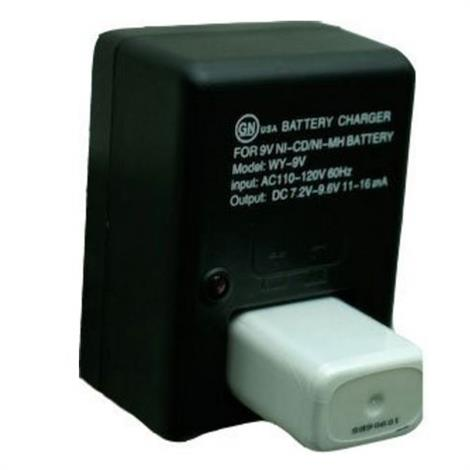 BioMedical 9 Volt Battery Charger Kit,Battery Charger Kit,Each,BLSKBC