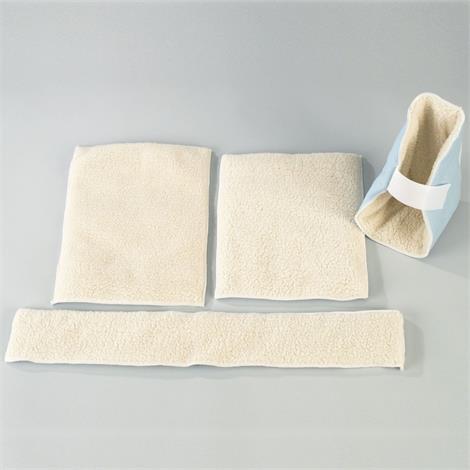 Sammons Preston Universal Two-Piece Patient Pad Kit,Lambswool,Each,561476