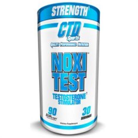 CTD Noxitest Dietary ,90 Capsules,Each,8600018