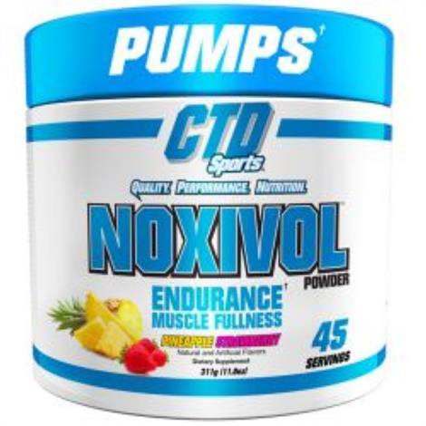 CTD Noxivol Powder Dietary ,Fruit Punch,Each,8600019