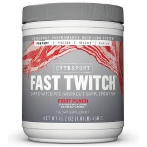 Cytosport Fast Twitch Dietary ,Fruit Punch,Each,502090
