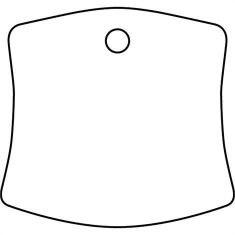 Image of Orfit Classic Precut Micro-Perforated Gauntlet Immobilization Splint,Orfit Classic Precut,Medium,Each,35831