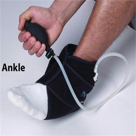 ThermoActive Cold And Hot Mobile Compression Therapy Ankle Support,Ankle,Each,6412