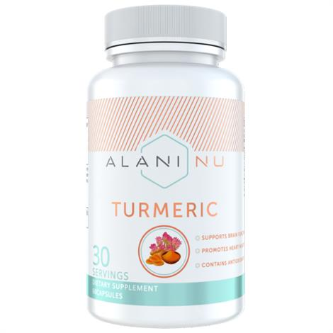 Alani Nu Turmeric Dietary ,Dietry ,60c,Each,5500052