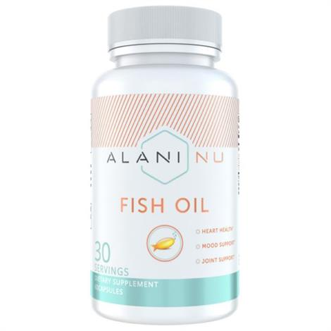 Alani Nu Fish Oil Dietary ,Dietry ,60c,Each,5500001