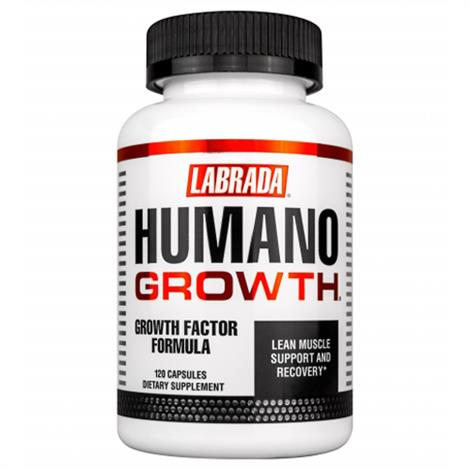 Labrada HumanoGrowth Dietary Supplement,HumanoGrowth 120C,Each,790144