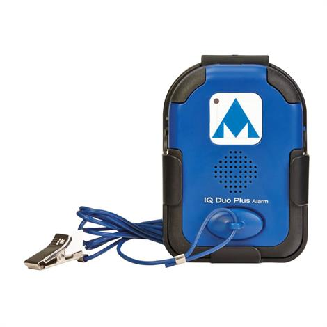 "AliMed IQ Duo Plus Fall Alarm,Compact: 2-1/2""W x 3-3/4""L x 1""D,Each,711290"