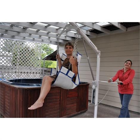 Aqua Creek Super Power EZ Pool Lift,0,Each,0