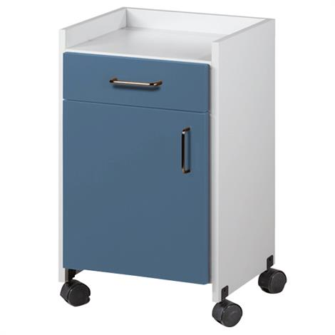 Clinton Mobile Bedside Cabinet,0,Each,8720
