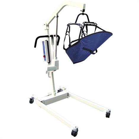 Drive Bariatric Battery Powered Patient Lift with Four Point Cradle and Wall Mount,Bariatric Battery Powered Patient Lift,Each,13245