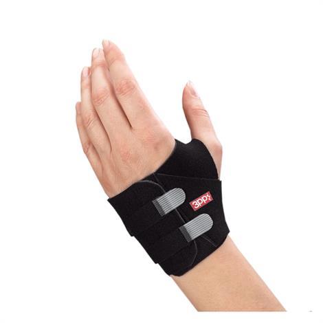 3pp Carpal Lift NP Wrist Splint,Left,Medium/Large,Each,P2012-L34