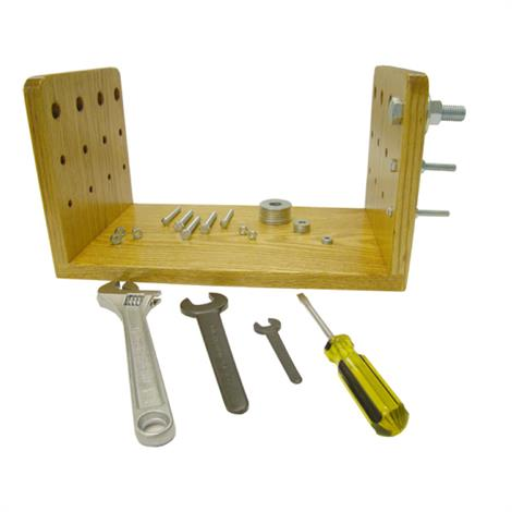 Lafayette Hand Tool Dexterity Test,Hand Tool Dexterity Test,Each,32521